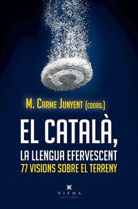 CATALA, LLENGUA EFERVESCENT, EL - 77 VISIONS SOBRE EL TERRENY I 1 FUTUR FOTUT