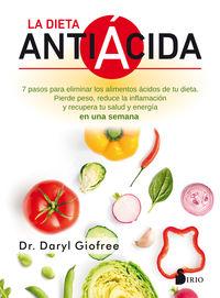 La dieta antiacida - Daryl Giofree