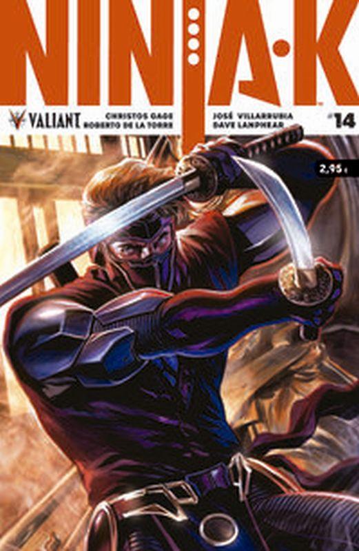 Ninja-K 14 - Christos Gage
