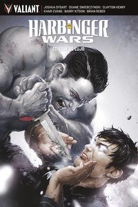 HARBINGER WARS (ED. LUJO)