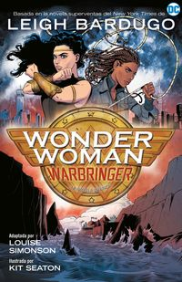 WONDER WOMAN - WARBRINGER