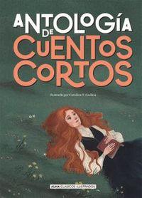 ANTOLOGIA DE CUENTOS CORTOS