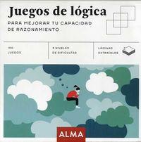 JUEGOS DE LOGICA PARA MEJORAR TU CAPACIDAD DE RAZONAMIENTO