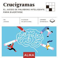 CRUCIGRAMAS - EL JUEGO DE PALABRAS INTELIGENTE PARA DIVERTIRSE