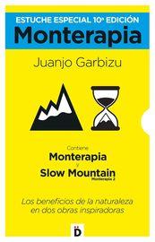 (10 Ed) Monterapia + Slow Mountain (estuche) - Juanjo Garbizu
