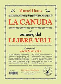 CANUDA I EL COMERÇ DEL LLIBRE VELL, LA - CONVERSES AMB SANTI MALLAFRE