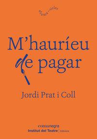 M'HAURIEU DE PAGAR