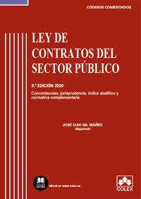 (3 ED) LEY DE CONTRATOS DEL SECTOR PUBLICO