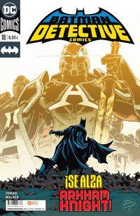BATMAN: DETECTIVE COMICS 18 (RENACIMIENTO)
