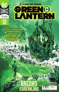 GREEN LANTERN 89 / 7 (GRAPA)