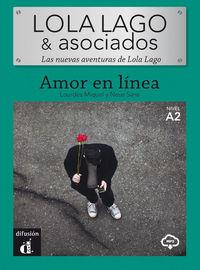 LOLA LAGO & ASOCIADOS (A2) - AMOR EN LINEA