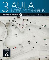 AULA INTERNACIONAL PLUS 3 (B1) (+CD)