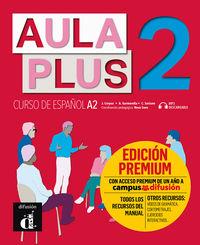 AULA PLUS 2 (A2) (+CD PREMIUM)