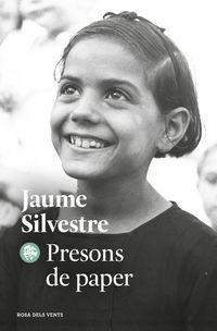 presons de paper - Jaume Silvestre