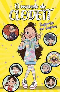 Superlio En Japon - El Mundo De Clodett 5 - Clodett