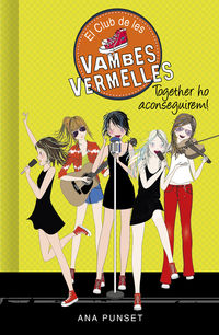 CLUB DE LES VAMBES VERMELLES 18 - TOGETHER HO ACONSEGUIREM!