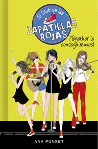 CLUB DE LAS ZAPATILLAS ROJAS 18 - ¡TOGETHER LO CONSEGUIREMOS!