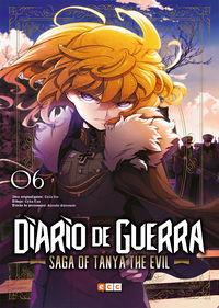 DIARIO DE GUERRA - SAGA OF TANYA THE EVIL 6
