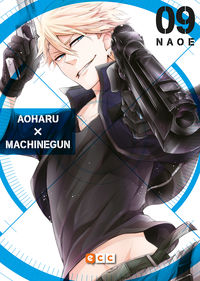 AOHARU X MACHINEGUN 9