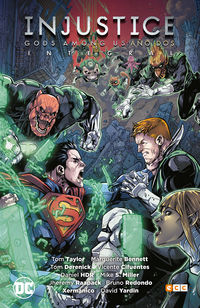 (2 ED) INJUSTICE - GODS AMONG US AÑO DOS (INTEGRAL)