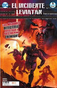 Incidente Leviatan, El 1 - Brian Michael Bendis / Alex Maleev