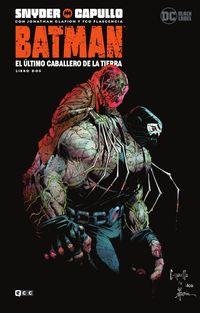 BATMAN - EL ULTIMO CABALLERO DE LA TIERRA - LIBRO DOS