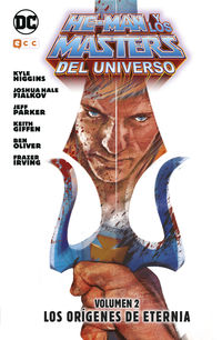HE-MAN Y LOS MASTERS DEL UNIVERSO 2