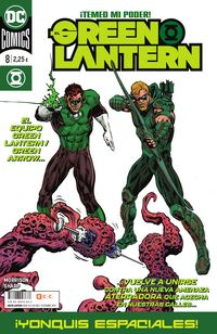 Green Lantern 90 / 8 (grapa) - Grant Morrison / Liam Sharp