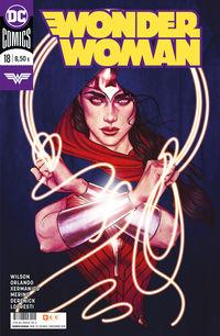 WONDER WOMAN 32 / 18