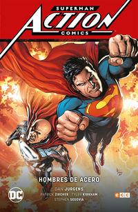 SUPERMAN: ACTION COMICS 2 - HOMBRES DE ACERO