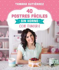 40 POSTERS FACILES SIN HORNO CON TAMARA