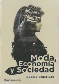 MODA, ECONOMIA Y SOCIEDAD