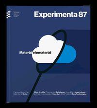 EXPERIMENTA 87 - MATERIAL E INMATERIAL