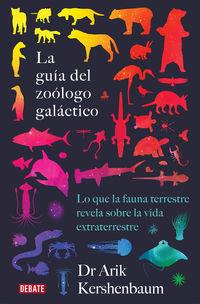 GUIA DEL ZOOLOGO GALACTICO, LA