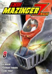 SHIN MAZINGER ZERO 9