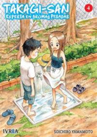 TAKAGI-SAN - EXPERTA EN BROMAS PESADAS 4