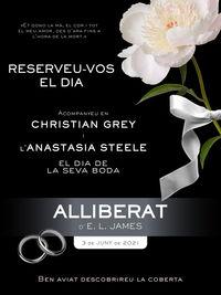 """ALLIBERAT (""""CINQUANTA OMBRES"""" SEGONS EN CHRISTIAN GREY 3)"""