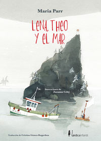 LENA, THEO Y EL MAR (CORAZONES DE GOFRE 2)