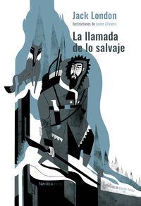 LLAMADA DE LO SALVAJE, LA (ED. CARTONE)