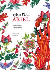 ariel - Sylvia Plath / Sara Morante (il. )
