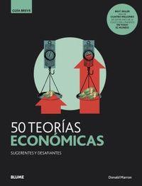 50 TEORIAS ECONOMICAS - SUGERENTES Y DESAFIANTES