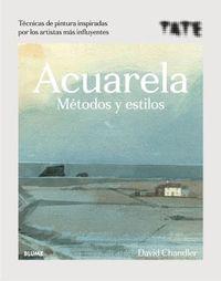 ACUARELA - METODOS Y ESTILOS