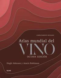 (8 ED) ATLAS MUNDIAL DEL VINO