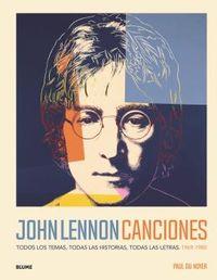 JOHN LENNON - CANCIONES