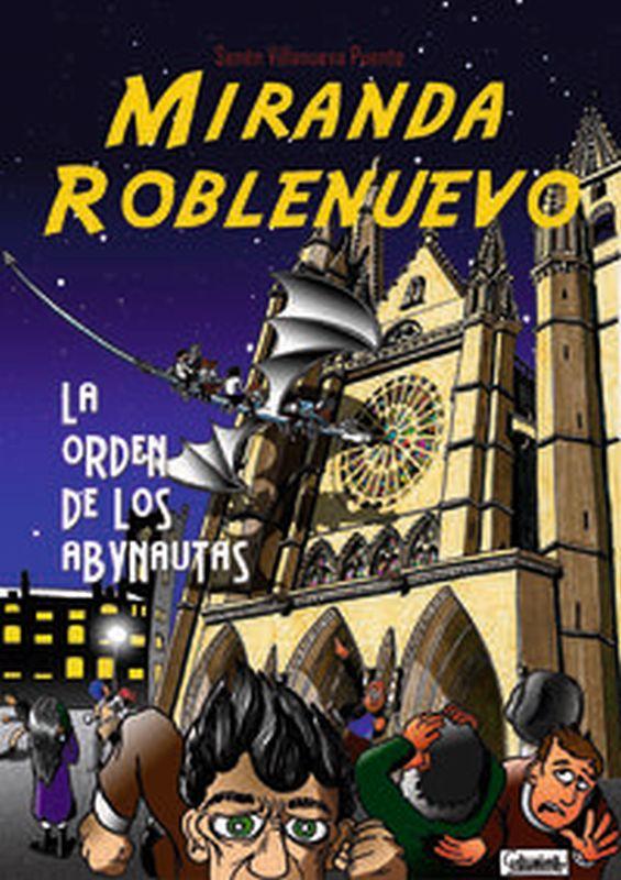 MIRANDA ROBLENUEVO - LA ORDEN DE LOS ABYNAUTAS
