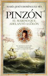 PINZON - EL MARINO QUE ADELANTO A COLON