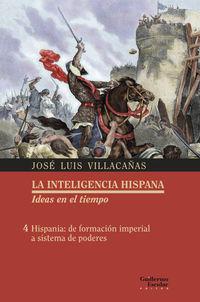 HISPANA - DE FORMACION IMPERIAL A SISTEMA DE PODERES