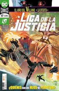 LIGAA DE LA JUSTICIA 95 / 17
