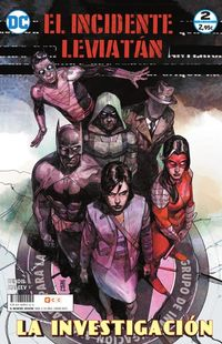 Incidente Leviathan, El 2 - Brian Michael Bendis / Alex Maleev