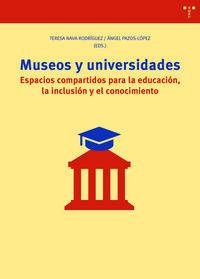 MUSEOS Y UNIVERSIDADES - ESPACIOS COMPARTIDOS PARA LA EDUCACION, LA INCLUSION Y EL CONOCIMIENTO